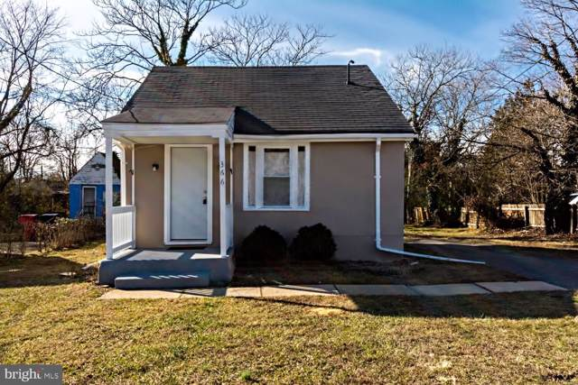 366 S East Avenue, BRIDGETON, NJ 08302 (MLS #NJCB124866) :: The Dekanski Home Selling Team
