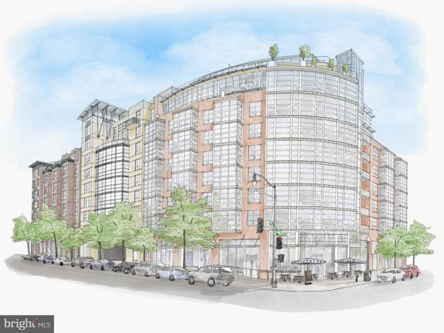 2125 14TH Street NW #705, WASHINGTON, DC 20009 (#DCDC454936) :: Crossman & Co. Real Estate