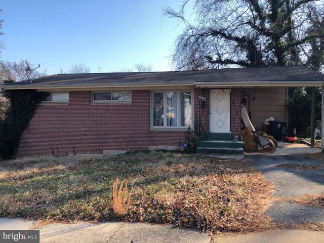 7518 Abbington Drive, OXON HILL, MD 20745 (#MDPG556050) :: ExecuHome Realty