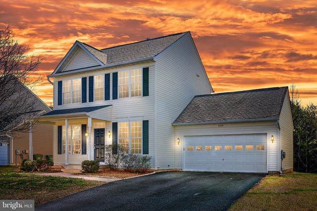 6309 Hot Spring Lane, FREDERICKSBURG, VA 22407 (#VASP218740) :: AJ Team Realty