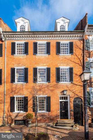 211 Prince Street, ALEXANDRIA, VA 22314 (#VAAX242658) :: The Speicher Group of Long & Foster Real Estate