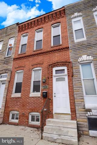 1248 James Street, BALTIMORE, MD 21223 (#MDBA496944) :: The Maryland Group of Long & Foster