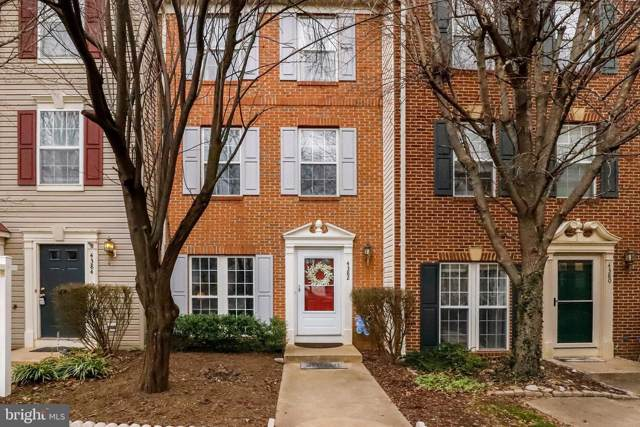 4382 Sutler Hill Square, FAIRFAX, VA 22033 (#VAFX1106196) :: Network Realty Group