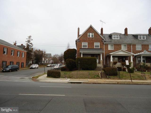 4134 Edmondson Avenue, BALTIMORE, MD 21229 (#MDBA496960) :: The Licata Group/Keller Williams Realty