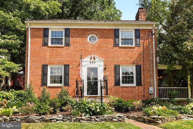 622 Ellsworth Drive, SILVER SPRING, MD 20910 (#MDMC692254) :: John Smith Real Estate Group