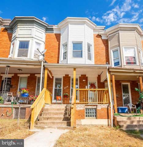 2910 Clifton Avenue, BALTIMORE, MD 21216 (#MDBA496968) :: Network Realty Group