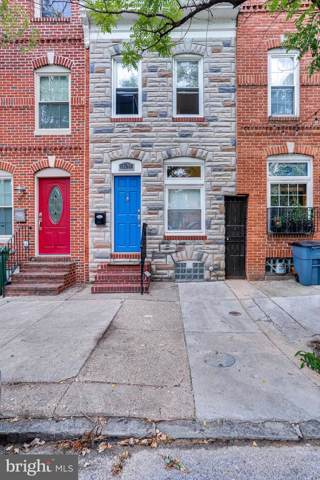 328 S Collington Avenue, BALTIMORE, MD 21231 (#MDBA496972) :: The Miller Team