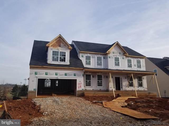 9034 Stone Crest Drive Lot 13, WARRENTON, VA 20186 (#VAFQ163658) :: Colgan Real Estate