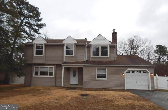 2316 Ilene Lane, ATCO, NJ 08004 (MLS #NJCD384664) :: The Dekanski Home Selling Team