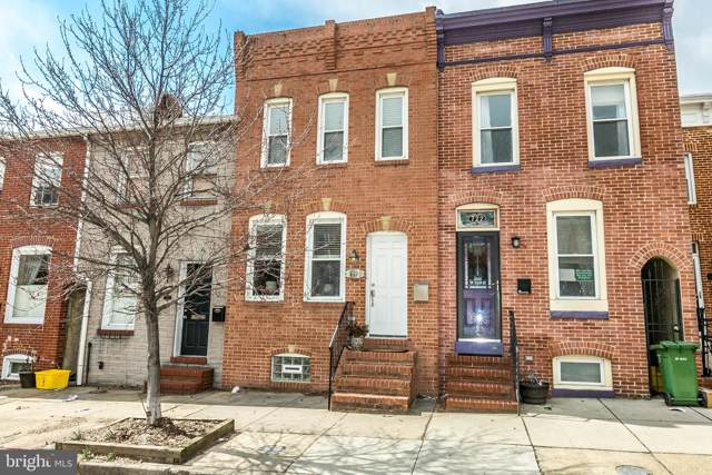 724 S Luzerne Avenue, BALTIMORE, MD 21224 (#MDBA496982) :: Jim Bass Group of Real Estate Teams, LLC