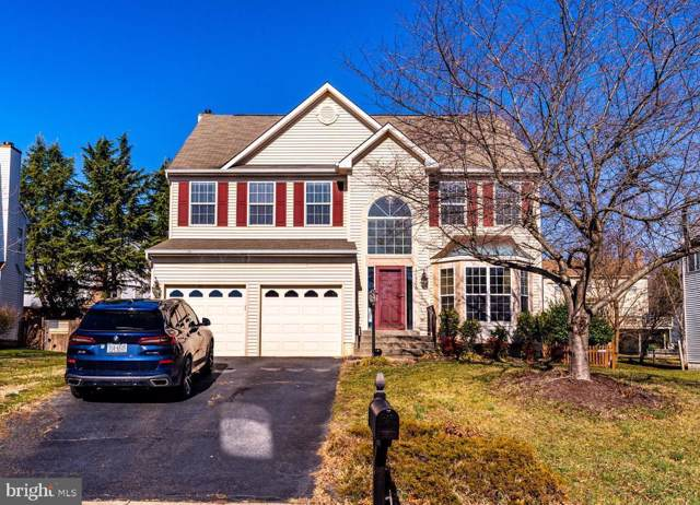 14706 Hanna Court, CENTREVILLE, VA 20121 (#VAFX1106230) :: ExecuHome Realty