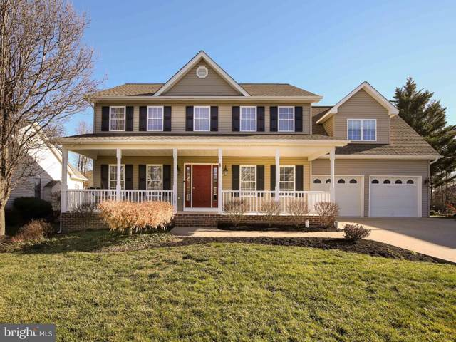 115 Chancellorsville Drive, STEPHENS CITY, VA 22655 (#VAFV155174) :: ExecuHome Realty