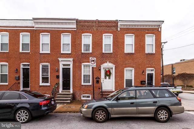 1702 Byrd Street, BALTIMORE, MD 21230 (#MDBA496990) :: The Maryland Group of Long & Foster