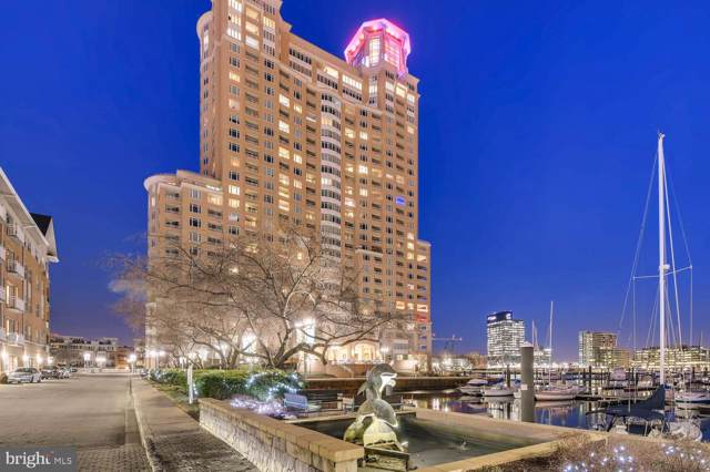 100 Harborview Drive #1901, BALTIMORE, MD 21230 (#MDBA496994) :: Coleman & Associates
