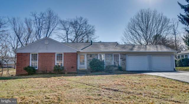 16625 Frontenac Terrace, ROCKVILLE, MD 20855 (#MDMC692296) :: AJ Team Realty