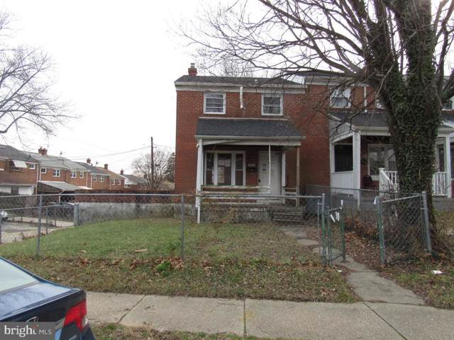 4701 Williston Street, BALTIMORE, MD 21229 (#MDBA497012) :: Homes to Heart Group