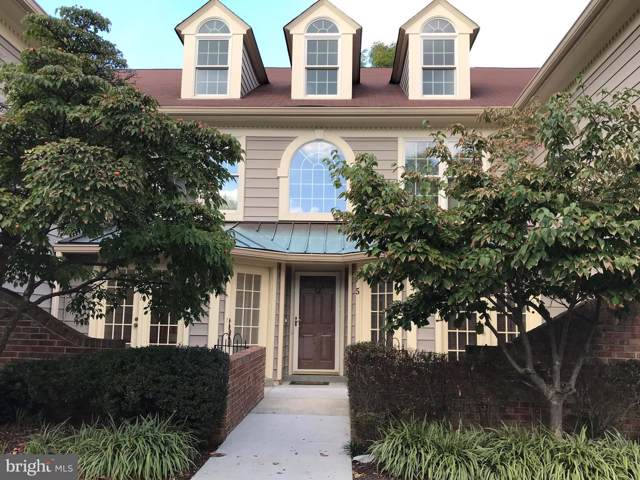 7 Luxberry Court #5, ROCKVILLE, MD 20852 (#MDMC692310) :: Mortensen Team