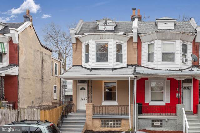 460 W Earlham Terrace, PHILADELPHIA, PA 19144 (#PAPH863262) :: Keller Williams Realty - Matt Fetick Team