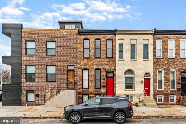 1530 Covington Street, BALTIMORE, MD 21230 (#MDBA497024) :: Corner House Realty