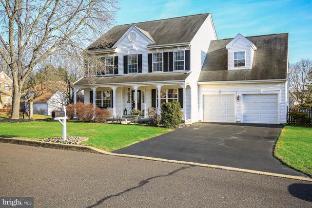 401 Byerly Drive, NEW HOPE, PA 18938 (#PABU487476) :: Bob Lucido Team of Keller Williams Integrity