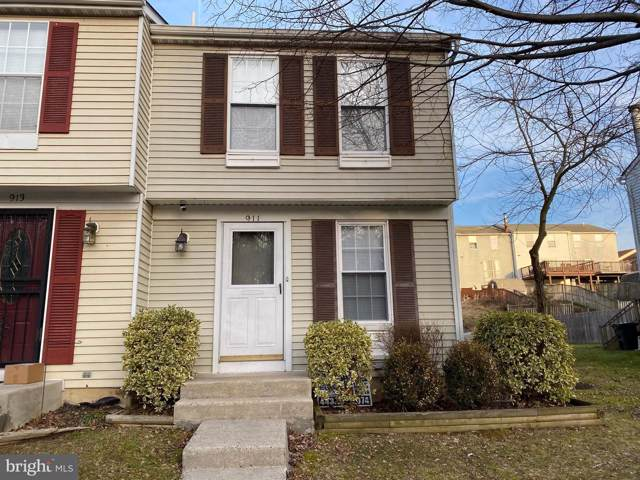 911 N Angel Valley Court, EDGEWOOD, MD 21040 (#MDHR242502) :: Pearson Smith Realty