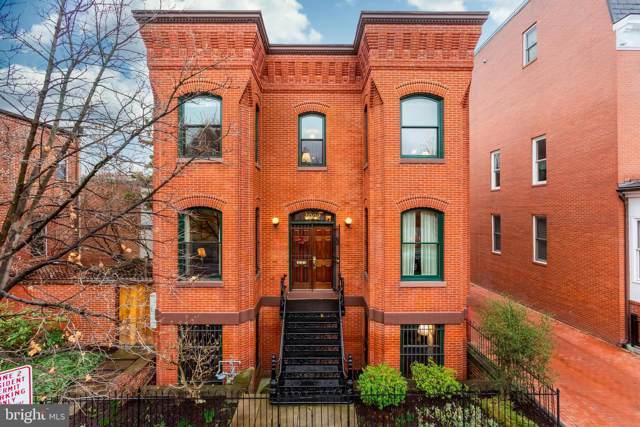 1002 N Street NW, WASHINGTON, DC 20001 (#DCDC455024) :: Crossman & Co. Real Estate