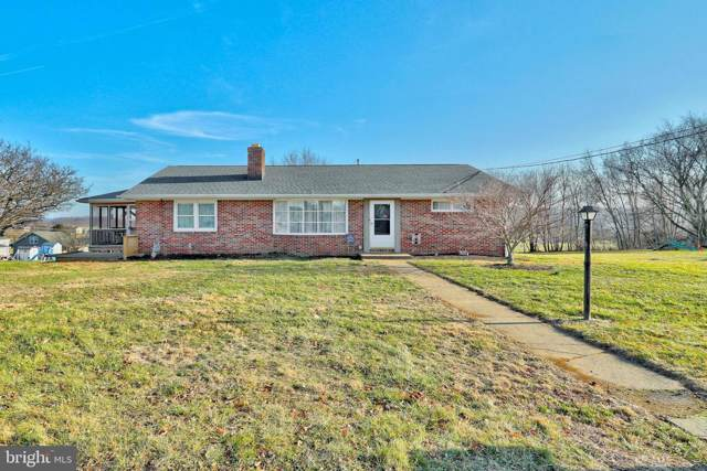4 W Ridge Avenue, WRIGHTSVILLE, PA 17368 (#PAYK131488) :: Teampete Realty Services, Inc