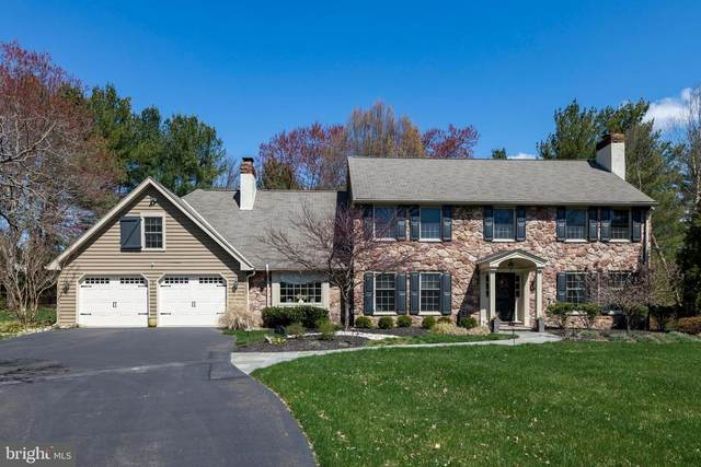 2 Hedgerow Drive, SPRING HOUSE, PA 19477 (#PAMC635712) :: Bob Lucido Team of Keller Williams Integrity
