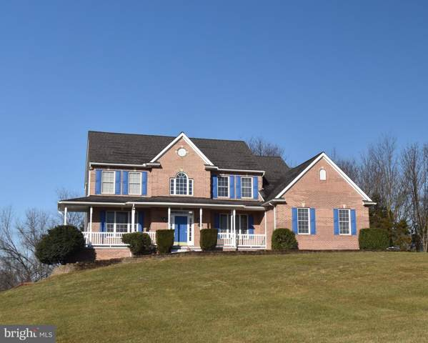 6116 Mary Ann Court, BOONSBORO, MD 21713 (#MDWA170000) :: Homes to Heart Group