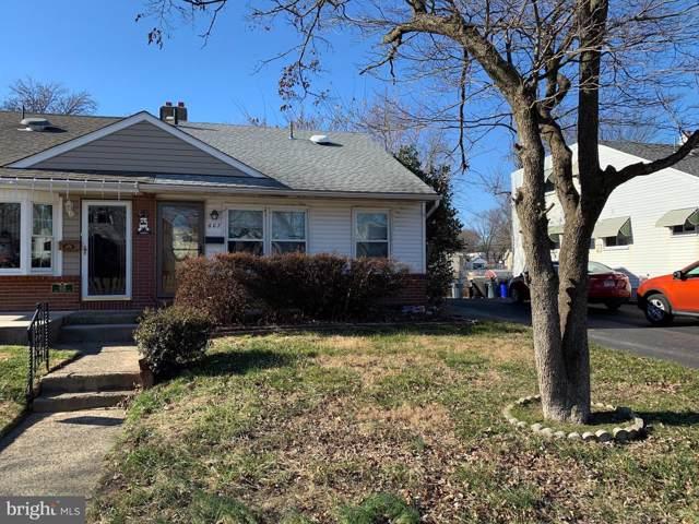 607 E Winona Avenue, NORWOOD, PA 19074 (#PADE507196) :: Blackwell Real Estate
