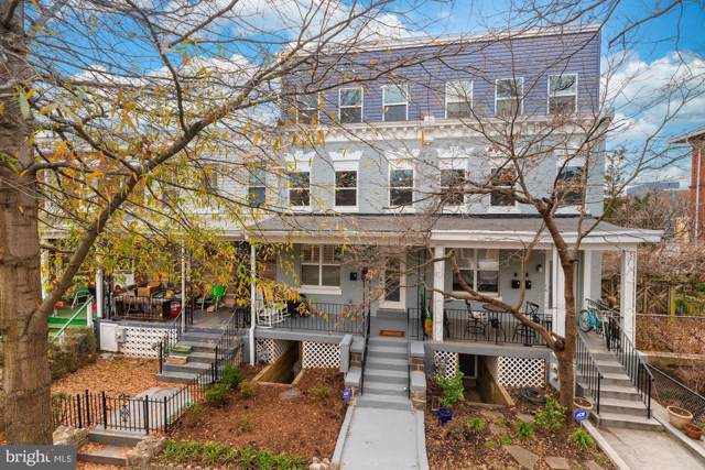 117 Quincy Place NE #2, WASHINGTON, DC 20002 (#DCDC455034) :: Corner House Realty