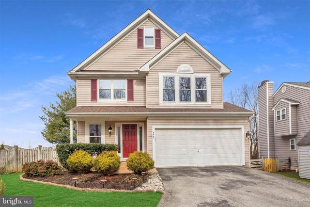 6447 Othello Drive, ELDERSBURG, MD 21784 (#MDCR193976) :: Corner House Realty