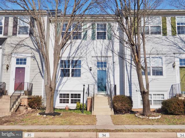 8823 Dunstable Loop, BRISTOW, VA 20136 (#VAPW485522) :: Lucido Agency of Keller Williams