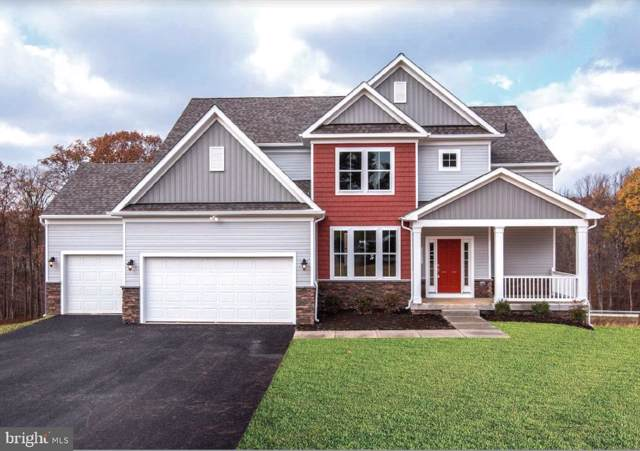 14112 Four County Drive, MOUNT AIRY, MD 21771 (#MDFR258582) :: The Team Sordelet Realty Group