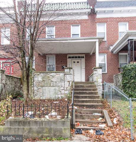 5002 Queensberry Avenue, BALTIMORE, MD 21215 (#MDBA497062) :: Homes to Heart Group