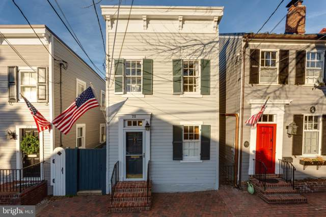 711 S Lee Street, ALEXANDRIA, VA 22314 (#VAAX242682) :: Eng Garcia Properties, LLC