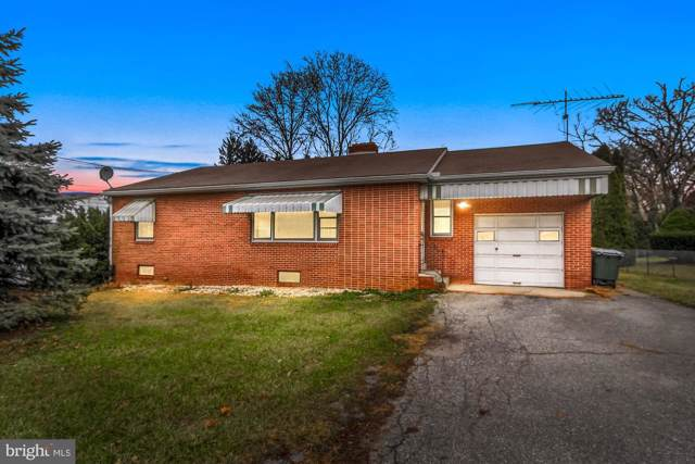 97 Mount Zion Road, YORK, PA 17402 (#PAYK131512) :: Flinchbaugh & Associates