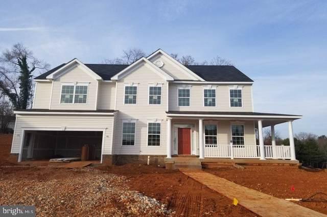 9059 Stone Crest Drive #7, WARRENTON, VA 20186 (#VAFQ163662) :: Colgan Real Estate