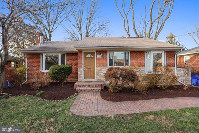 2513 Spencer Road, SILVER SPRING, MD 20910 (#MDMC692386) :: Certificate Homes