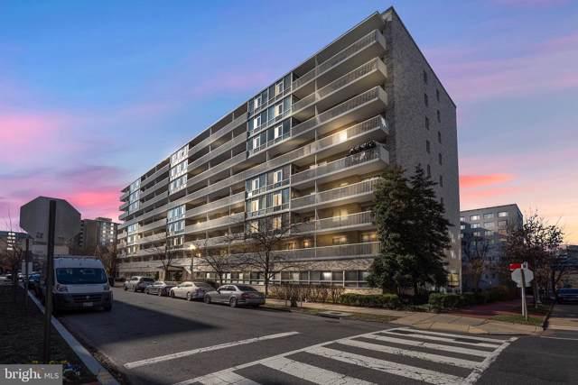 730 24TH Street NW #811, WASHINGTON, DC 20037 (#DCDC455074) :: Crossman & Co. Real Estate