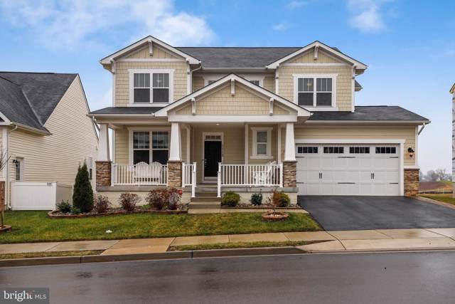 1112 Lakin Drive, FREDERICK, MD 21702 (#MDFR258596) :: Ultimate Selling Team