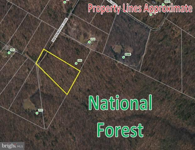 0 Independence Lane, NEW MARKET, VA 22844 (#VASH118144) :: Pearson Smith Realty