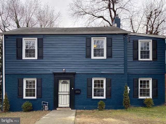 3926 1ST Street SW, WASHINGTON, DC 20032 (#DCDC455106) :: Advance Realty Bel Air, Inc