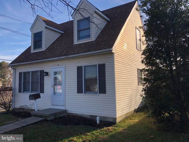 2 W 13TH Street, FREDERICK, MD 21701 (#MDFR258610) :: Viva the Life Properties