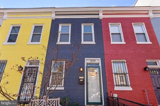 1209 Florida Avenue NE, WASHINGTON, DC 20002 (#DCDC455114) :: Seleme Homes