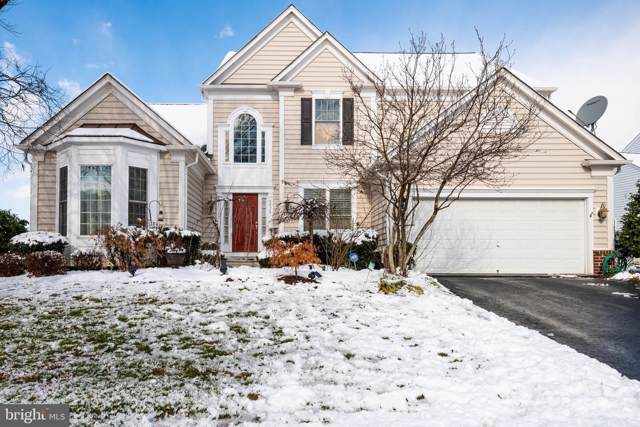 6428 Whites Mill Lane, WARRENTON, VA 20187 (#VAFQ163672) :: The Putnam Group