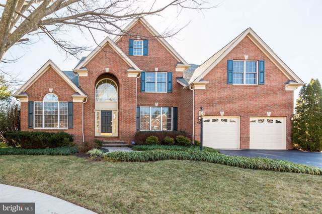15081 Sycamore Hills Place, HAYMARKET, VA 20169 (#VAPW485576) :: Network Realty Group