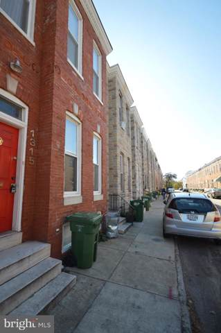 1319 Glyndon Avenue, BALTIMORE, MD 21223 (#MDBA497142) :: Homes to Heart Group
