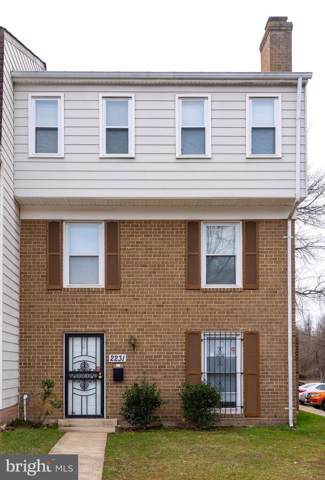 2231 Dawn Lane, TEMPLE HILLS, MD 20748 (#MDPG556250) :: The Miller Team