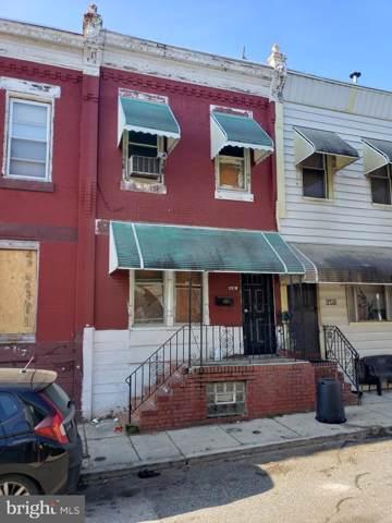 2518 N Cleveland Street, PHILADELPHIA, PA 19132 (#PAPH863652) :: Mortensen Team
